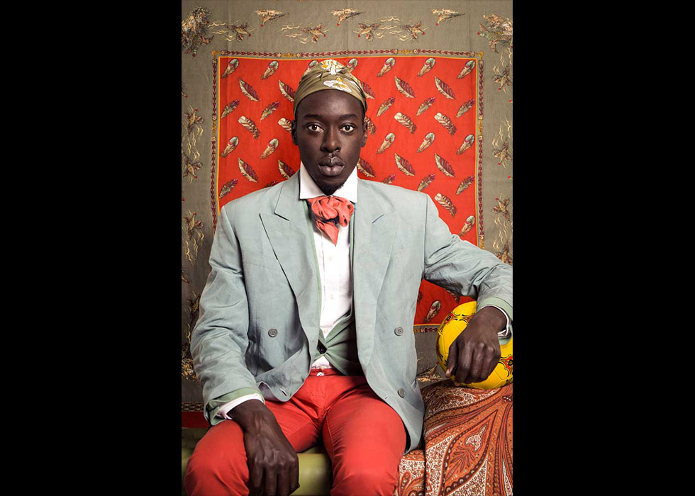 Ekow Eshun in Conversation with Omar Victor Diop: