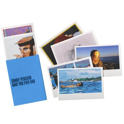 Sharif Persaud Postcard Pack