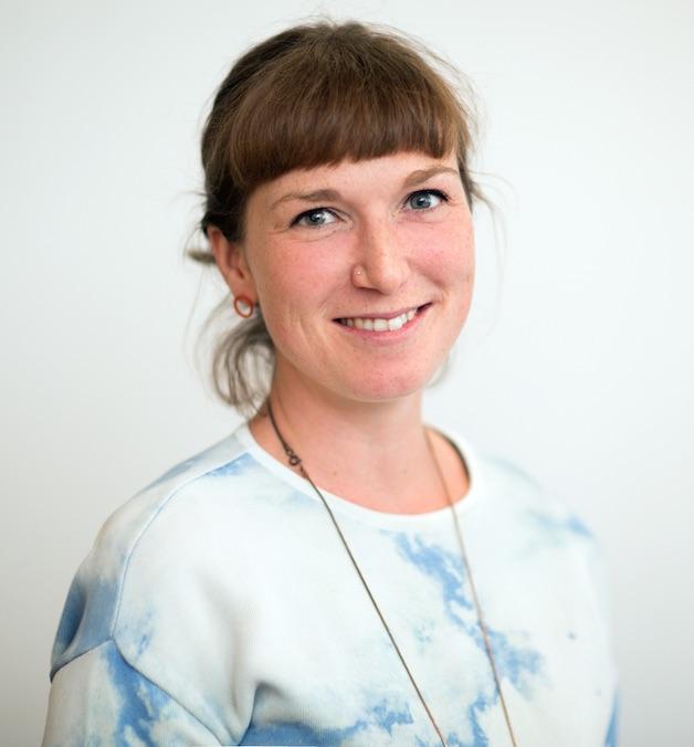 Katriona Beales, workshop leader